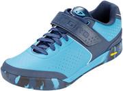 Giro Chamber II Buty Mężczyźni, midnight/blue EU 43 2020 Buty MTB zatrzaskowe Giro 260112-041