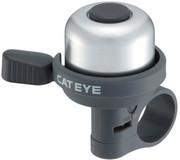 CatEye OH 1000 Dzwonek rowerowy, silver/black 2020 Dzwonki CatEye FA003527902