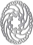 Magura MDR-C Brake Disc 6-Bolt Ø160mm 2021 Tarcze hamulcowe Magura 2701917