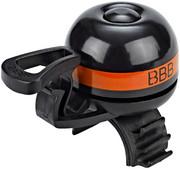 BBB EasyFit Deluxe BBB-14 Dzwonek rowerowy, orange 2020 Dzwonki BBB 2905051415