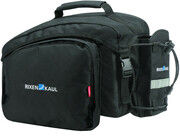 KlickFix Rackpack 1 Plus Torba na bagażnik do systemu Racktime, czarny 2021 Sakwy KlickFix 0266RB