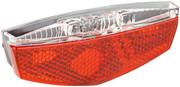 Cube RFR Dynamo Tour Światło tylne na bagażnik rowerowy, czarny 2022 Lampki tylne na dynamo Cube RFR 143100000