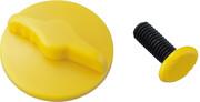 Topeak Modula Cage EX Śruba i nakrętka, żółty 2021 Akcesoria do bidonów i bukłaków Topeak 15820014
