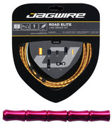 Jagwire Road Elite Link Zestaw linek hamulcowych, red 2020 Linki i osłonki hamulcowe Jagwire 18017103