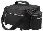 KlickFix Rackpack Light Torba na bagażnik do systemu Racktime, czarny 2021 Sakwy KlickFix 0268RA