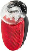 Busch + Müller Seculite Plus Reflektor tylny na dynamo, czerwony/czarny 2022 Lampki tylne na dynamo Busch + Müller 20440
