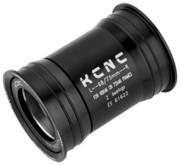 KCNC PF30 Suport rowerowy do SRAM, BSA 68/73 mm, czarny 2021 Suporty Hollowtech KCNC 800185