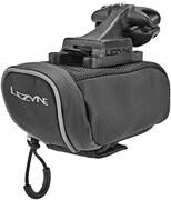Lezyne Micro Caddy Seat Bag S QR, czarny 2022 Torebki podsiodłowe Lezyne 455000370
