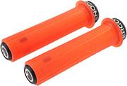 Ergon GD1 Factory Chwyty rowerowe - gripy, frozen orange 2019 Chwyty kierownicy Ergon 42440001