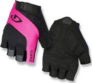 Giro Tessa Gel Rękawiczki Kobiety, black/pink L 2020 Rękawiczki szosowe Giro 230103-007