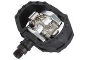 Shimano PD-M424 Pedały SPD, black 2020 Pedały MTB Shimano E-PDM424