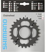 Shimano Alivio FC-M431 Zębatka rowerowa 9-rz., black 26T 2020 Zębatki przednie Shimano Y-1M298010