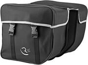 Cube RFR Double Sakwa na bagażnik, czarny 2022 Sakwy Cube RFR 140480000
