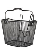 Red Cycling Products Front Basket, czarny 2021 Kosze na kierownicę Red Cycling Products TL-393N+H/black