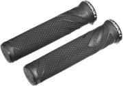 Lizard Skins Danny MacAskill Lock-On Chwyty rowerowe - gripy Ø29,5mm, czarny 2022 Chwyty kierownicy Lizard Skins LOMAC100
