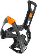 Elite Cannibal XC Uchwyt na bidon, glossy black/orange design 2020 Uchwyty Elite 237485