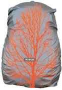 Wowow Quebec Pokrowiec na plecak, silver with design 2020 Akcesoria do plecaków i toreb Wowow 2028004980