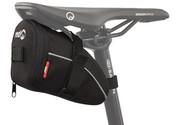 Red Cycling Products Saddle Bag Torba rowerowa L, czarny 2021 Torebki podsiodłowe Red Cycling Products TY-10025R-LV