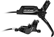 SRAM Guide T Hamulec tarczowy Dźwignia A1 Tył 1800mm, gloss black 2020 Hamulce tarczowe SRAM 2030020891