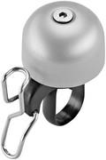 Widek Paperclip Mini Dzwonek rowerowy, srebrny 2020 Dzwonki Widek 28.010-02