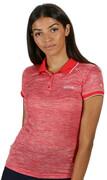 Regatta Remex II Bluzka z krótkim rękawem Kobiety, czerwony UK 20 / DE 46 2020 Koszulki z krótkim rękawem Regatta RWT178-4BV-20