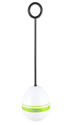 CAMPZ Lampa, zielony/biały 2021 Oświetlenie kempingowe CAMPZ KA5643_green