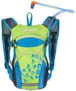 SOURCE Spry z systemem nawadniającym 1,5L Dzieci, light blue/green 2020 Plecaki rowerowe SOURCE 2051825801