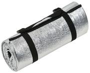 CAMPZ Mata aluminiowa Pojedynczy, srebrny 2021 Karimaty CAMPZ TC 0184