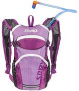 SOURCE Spry z systemem nawadniającym 1,5L Dzieci, purple 2020 Plecaki rowerowe SOURCE 2051826801