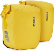 Thule Shield Sakwa 13l Para, żółty 2021 Torby na bagażnik Thule 3204207