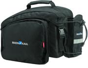 KlickFix Rackpack 1 Plus Torba na bagażnik do systemu Racktime, czarny 2021 Torby na bagażnik KlickFix 0266RB