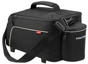 KlickFix Rackpack Light Torba na bagażnik do systemu Racktime, czarny 2021 Torby na bagażnik KlickFix 0268RA