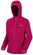 Regatta Helio Kurtka Softshell Kobiety, różowy UK 12   DE 38 2020 Kurtki Softshell Regatta RWL191-9A8-12