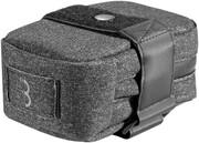 BBB Compacked Torebka podsiodłowa M, czarny/szary 2022 Torby na bagażnik BBB 2973054102