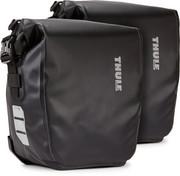 Thule Shield Sakwa 13l Para, czarny 2021 Torby na bagażnik Thule 3204205