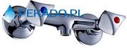 Bateria natryskowa Kuchinox Norm BQN 041D