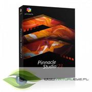 Corel Pinnacle Studio 23 Std PL/ML Box PNST23STMLEU Corel PNST23STMLEU