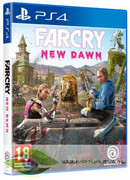 UbiSoft Gra PS4 Far Cry New Dawn UbiSoft 3307216096726