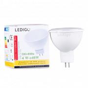 Żarówka LED MR16 4W 12V Ciepła