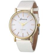 Zegarek damski Geneva biały