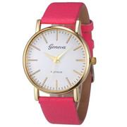 Zegarek damski Geneva różowy