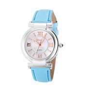 Zegarek damski Geneva - delikatny błękit