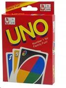 GRA karciana UNO KULTOWA 108 kart rodzinna NOWOŚĆ (1)