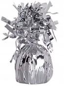 Obciążnik ciężarek do balonów z helem srebrny 150g