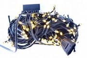 lampki CHOINKOWE LED 100 7m BIAŁY WW PROGRAMATOR