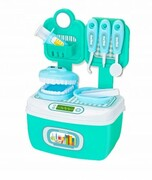 Zestaw dentystyczny mały dentysta prezent zabawka