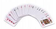 Karty do gry w pokera tradycyjne 54 szt talia