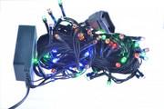 lampki CHOINKOWE LED 100 6m MULTI programator ozdo