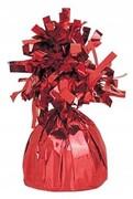 Obciążnik ciężarek do balonów z helem czerwony 150