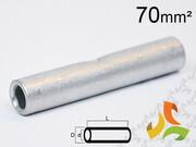 Złączka kablowa rurowa cienkościenna AL. TYP 2ZA - 2ZA 70 tulejka aluminiowa 70mm2 E12KA-01070100500-OP ERGOM